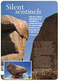 Article from JETWINGS, in-flight magazine of Jet Airways, March 2007